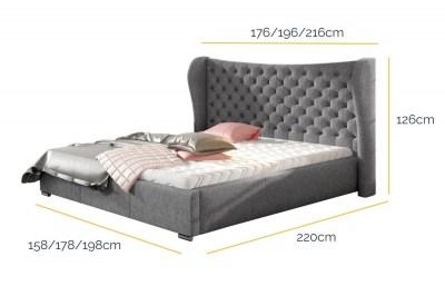 rozmer-designova-postel-virginia-160-x-200