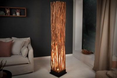 Stylová stojanová lampa Artist 175 cm longan