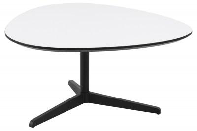 Stylový konferenční stolek Ahab 84 cm bílá