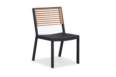 Zahradní jídelní židle HIGOLD - York Dining Chair Black/Black