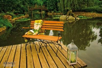 Zahradní lavice Maja
