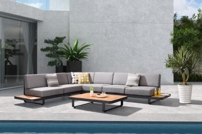 Zahradní rohová sestava HIGOLD II - New Polo Corner Lounge Olefin