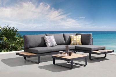 Zahradní rohová sestava HIGOLD - Carribean Corner Lounge Olefin