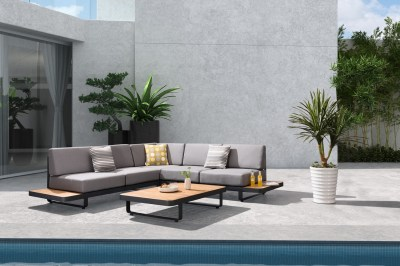 Zahradní sestava HIGOLD - New Polo Corner Lounge Olefin