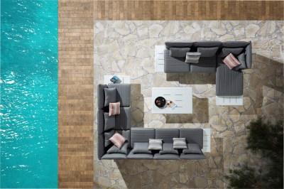 Zahradní sestava HIGOLD - Sophia Corner Lounge Olefin