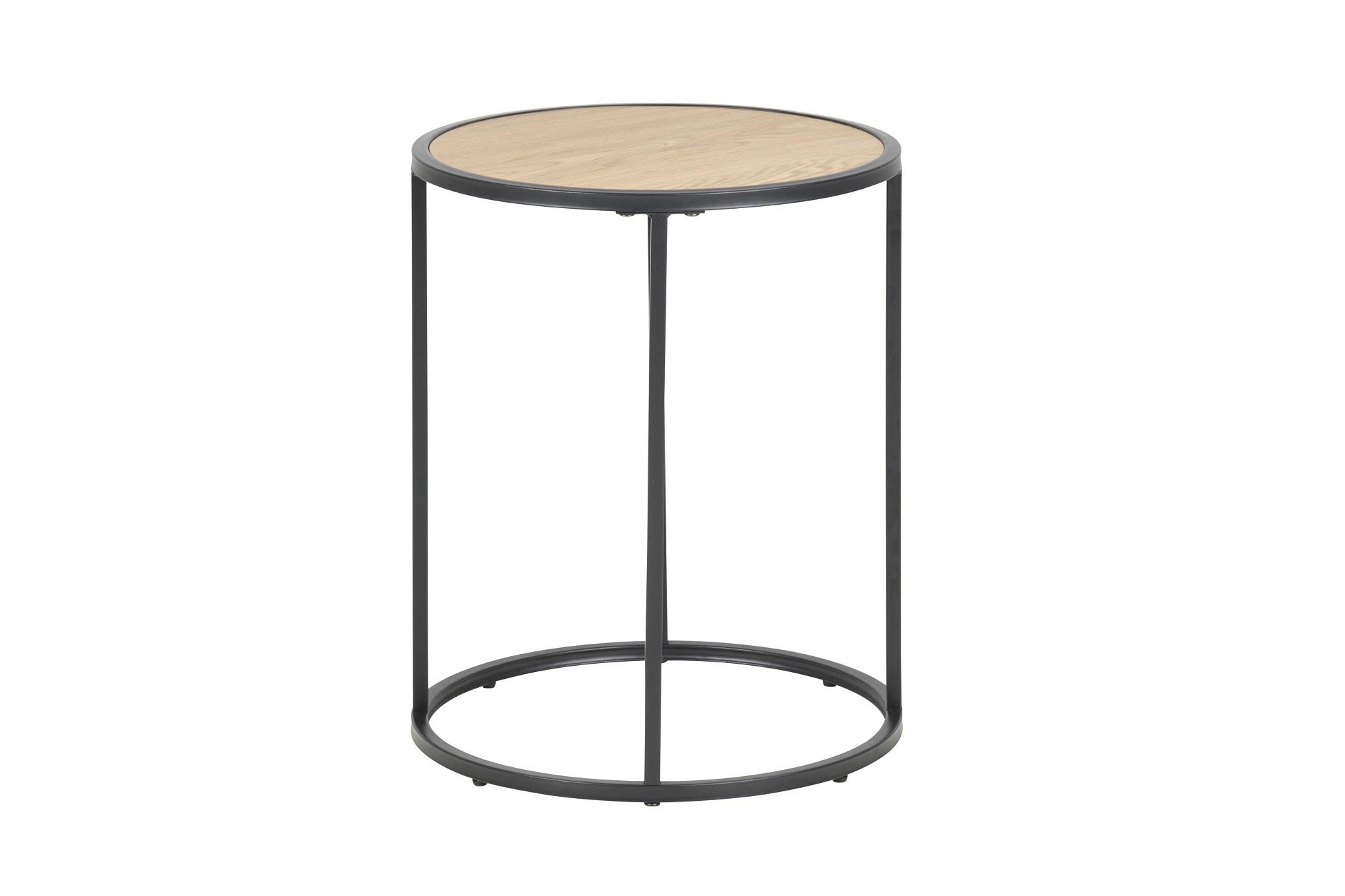 Stylový odkládací stolek Akello 40 cm